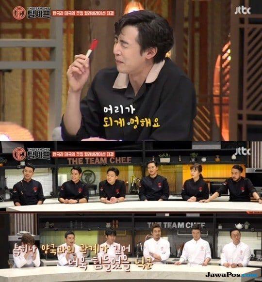 Jadi Juri Acara Masak, Nichkhun '2PM' Merasa Dibenci Peserta