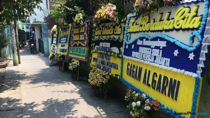 Jakmania Cengkareng Kumpulkan Donasi untuk Haringga