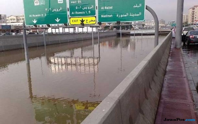Banjir Jeddah