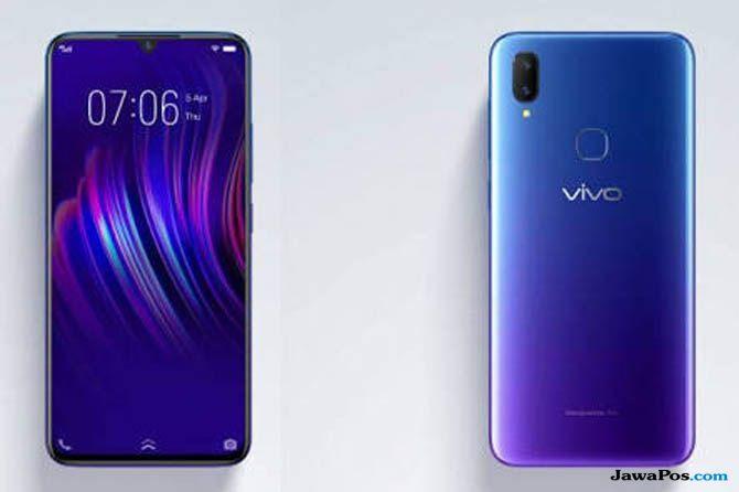 Vivo V11, Vivo V11 spesifikasi, Vivo V11 harga