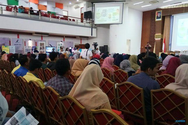 Job Fair BPOM Universitas Andalas
