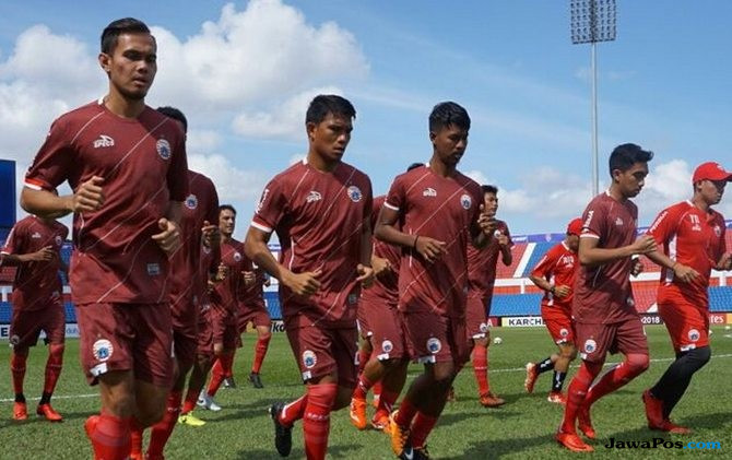 Johor Darul Ta'zim, Persija Jakarta, JDT, Piala AFC, AFC Cup,