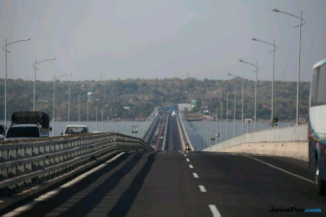 Tol Suramadu Digratiskan, Segini Sumbangannya ke Negara Selama Ini