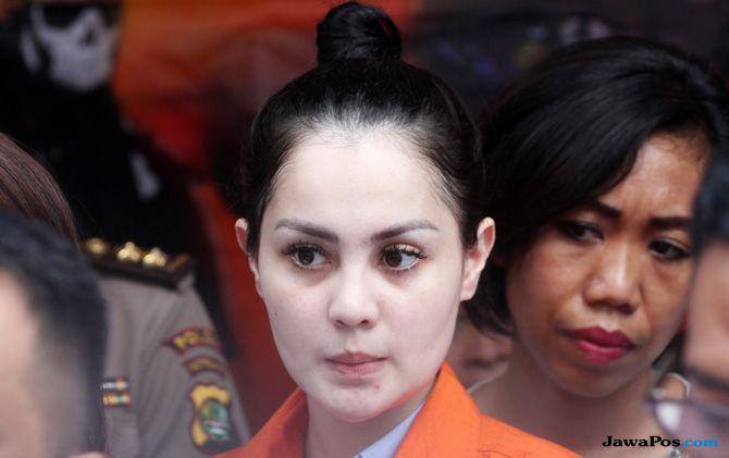 Jennifer Dunn Bebas dari Penjara, Setelah Tiga Kali Terjerat Narkoba