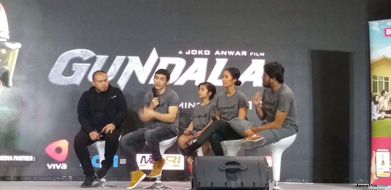 Joko Anwar Umumkan Pemeran Utama Film Gundala