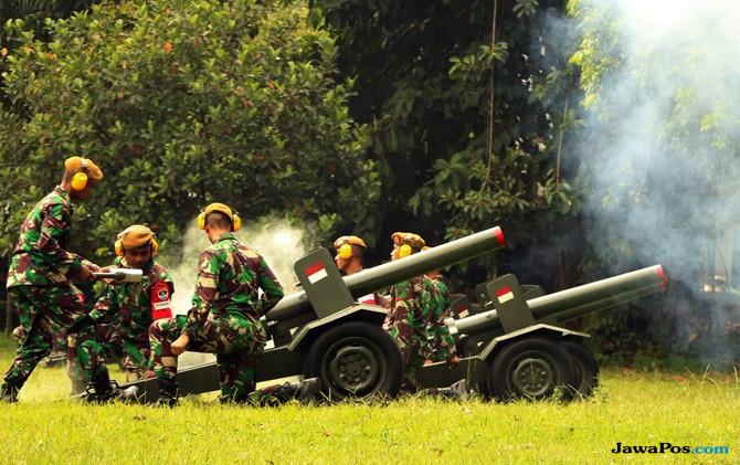 Jokowi 'Pamer' ke Sultan Bolkiah, Brunei Beli Alutsista Buatan Pindad