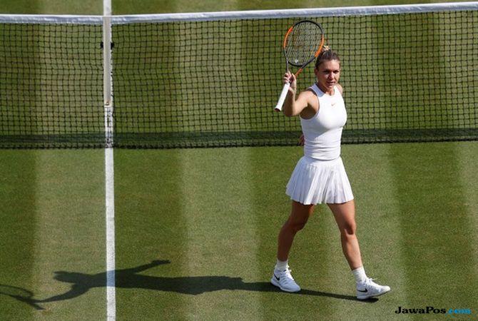 Wimbledon 2018, Simona Halep