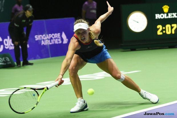 Tenis, Final WTA 2018, Caroline Wozniacki