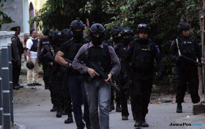 Kantongi Data Teroris, Polisi Bakal Tangkap Jaringan JAD