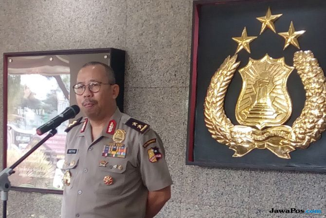 Kapolri Angkat M Iqbal Jadi Wakapolda Jatim