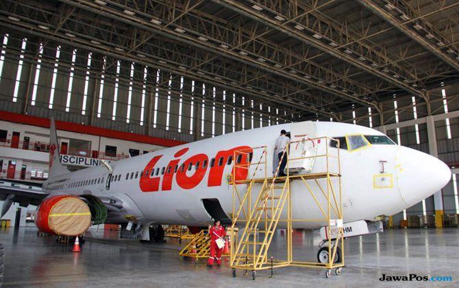 Karhutla Ganggu Penerbangan, Lion Air Kembali ke Surabaya