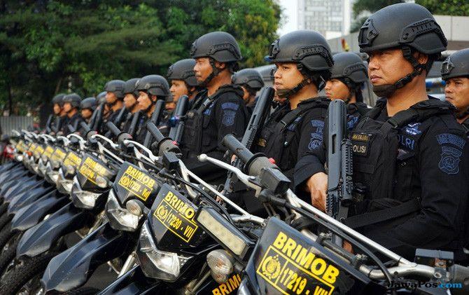 Kawal Pengiriman Surat Suara, Polisi Diserang Kelompok Separatis