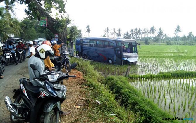 Kecelakaan di Arus Mudik Turun, Begini Penjelasan Menteri Budi Karya