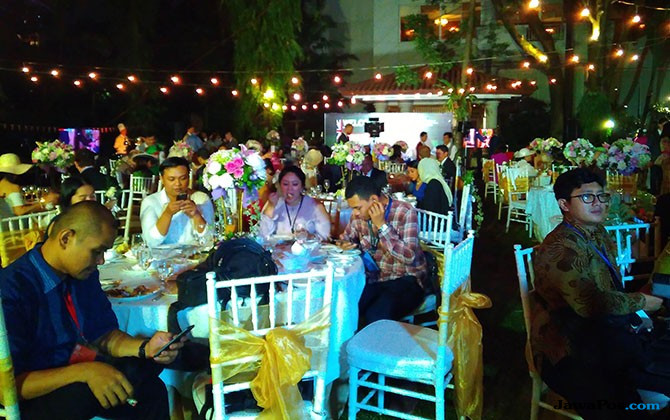Kedubes Inggris Gelar Nonton Bersama Royal Wedding di Jakarta