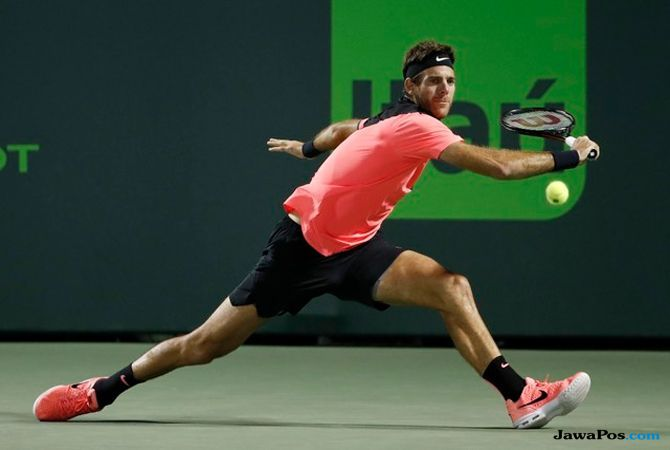 Tenis, Final ATP 2018, Juan Martin del Potro