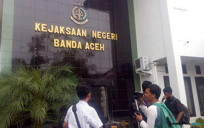 Kejari Banda Aceh Eksekusi Terpidana Korupsi Senilai Rp 17,5 M