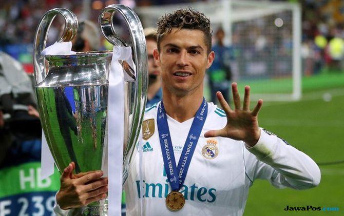 Bursa transfer pemain, Cristiano Ronaldo, Juventus, Real Madrid