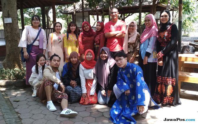 Kepincut dengan Budaya Indonesia, Fouly Rela Tinggalkan Mesir