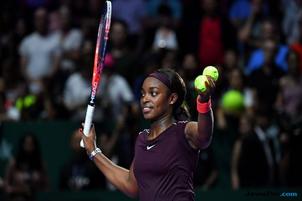 Tenis, Final WTA 2018, Sloane Stephens