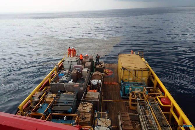 Kesaksian Pegawai Pertamina yang Mendengar Ledakan Lion Air Saat Jatuh