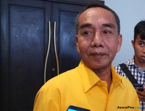 Ketua DPD Golkar Sijunjung Terpilih Secara Aklamasi