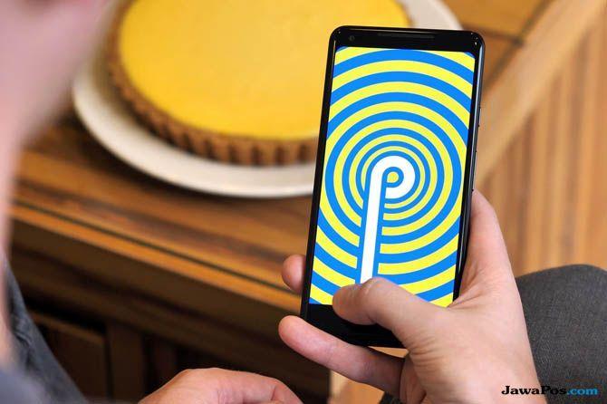 Android Pie, Keunggulan Android Pie, Android Terbaru Pie