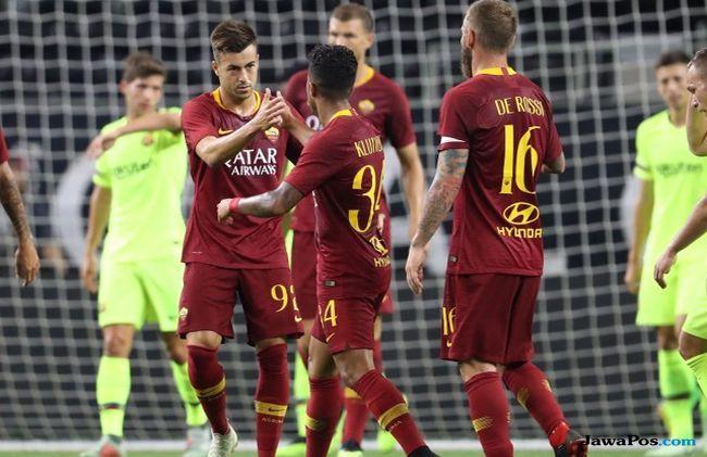 International Champions Cup 2018, ICC 2018, Barcelona, AS Roma, Barcelona 2-4 AS Roma