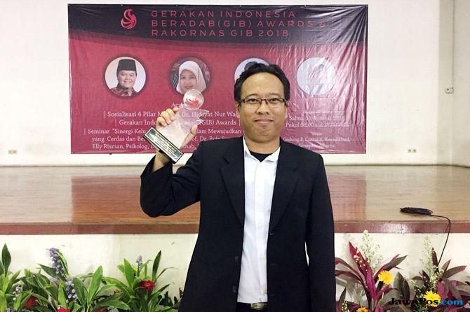 Kiprah ACT Untuk Kemanusiaan Diganjar Dengan GIB Award 2018