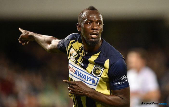 Usain Bolt, Valletta FC, Liga Malta, Sprinter