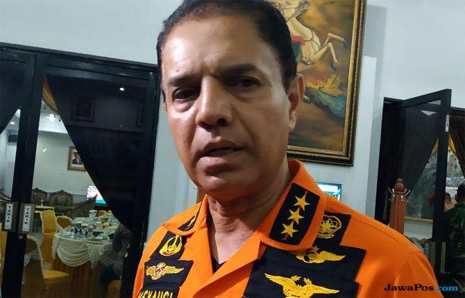 Kepala Basarnas, Marsma TNI Muhammad Syaugi