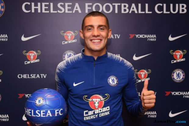 Bursa transfer pemain, Chelsea, Thibaut Courtois, Real Madrid, Mateo Kovacic