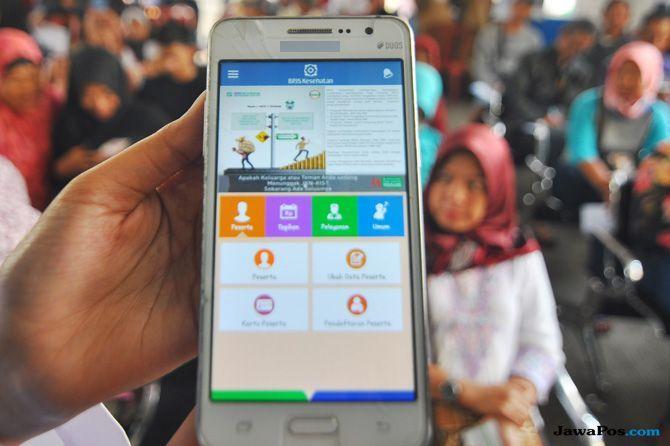 Kurangi Antrean, BPJS Siapkan Sistem Rujukan Online
