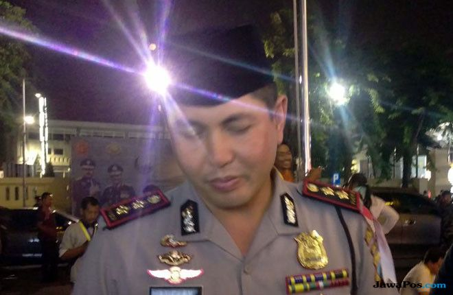 Kapolres Probolinggo Kota AKBP Alfian Nurrizal