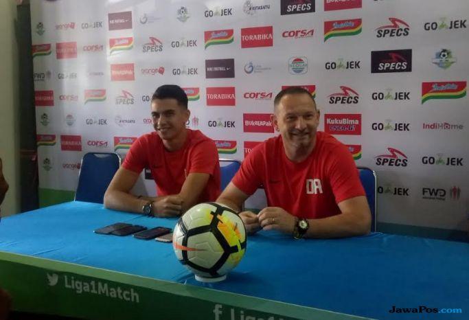 Borneo FC, Arema FC, Liga 1 2018, Dejan Antonic