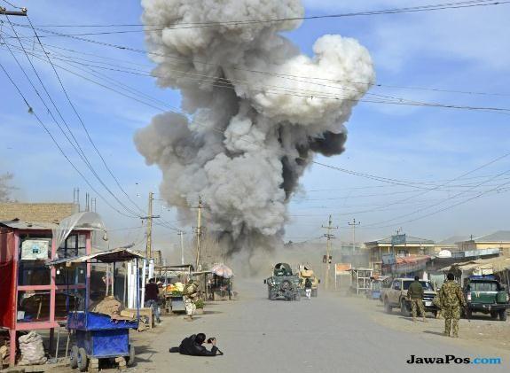 Ledakan Bom Warnai Pemilu di Pakistan, 27 Tewas