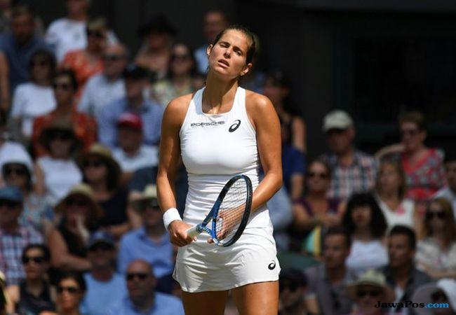 Wimbledon 2018, Julia Goerges