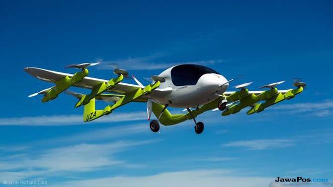 Mobil terbang, Kitty Hawk