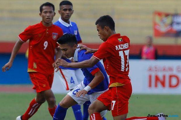 Piala AFF U-16, Malaysia, Myanmar