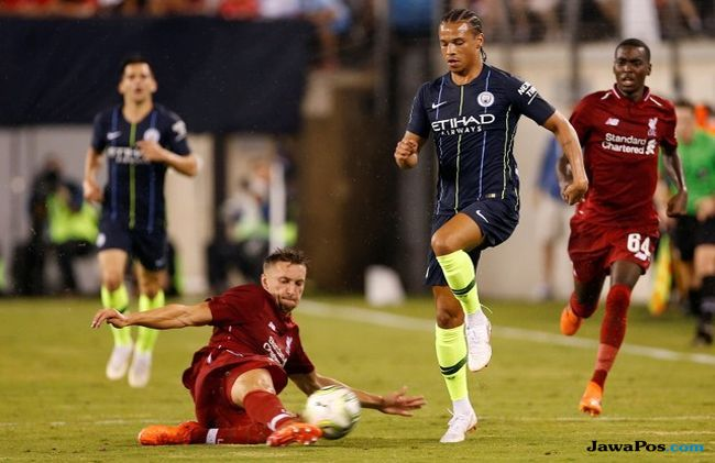 International Champions Cup 2018, ICC 2018, Manchester City, Liverpool