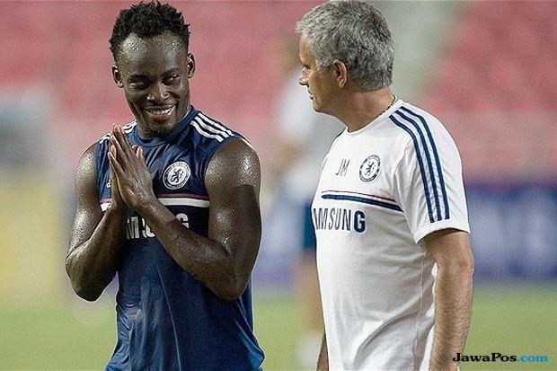 Chelsea, Persib Bandung, Michael Essien, Jose Mourinho, Manchester United
