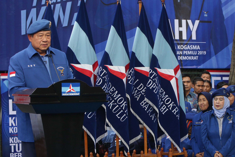 Manuver SBY untuk Demokrat Jelang Pendaftaran Capres-cawapres