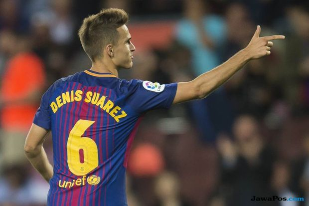 Barcelona, Denis Suarez