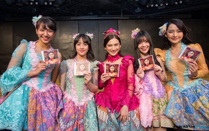 Melody JKT48, Melody Nurramdhani Laksani, JKT48, Melody lulus, melody graduate, kimi wa melody