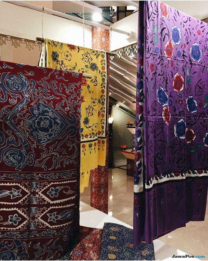 hari batik nasional, motif batik, batik besurek, batik bengkulu,