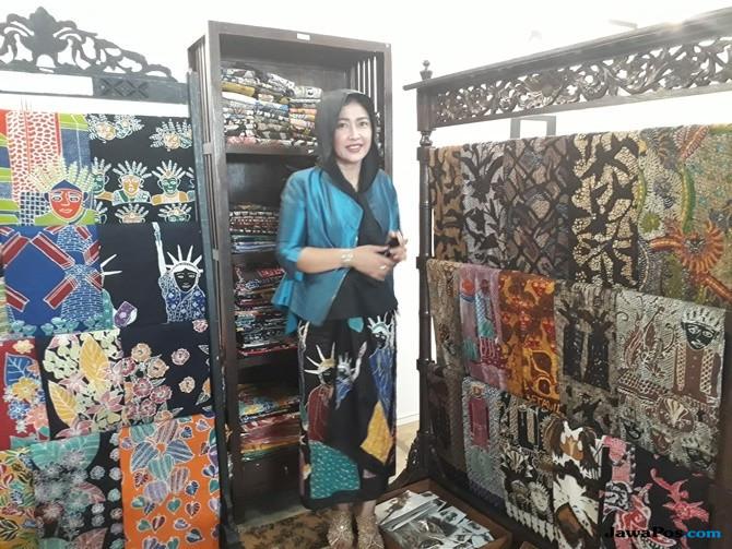 Mengenal Batik Gobang Klasik, Mirip Jawa Rasa Betawi