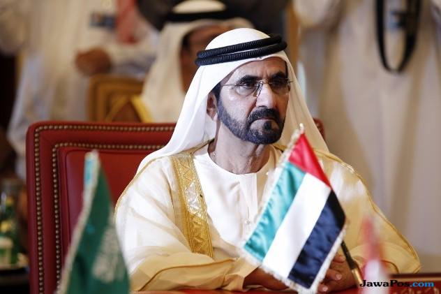 Mengenal Kebaikan Hati Sang Penguasa Dubai yang Suka Menolong Turis