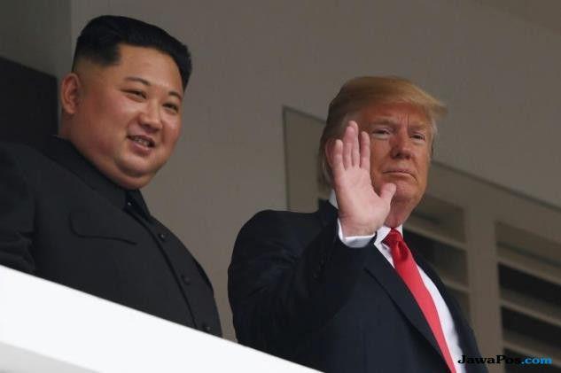 Mengenal Para Pengawal Misterius Kim Jong Un
