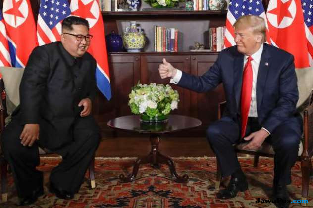 Menlu AS: Kim Jong Un Paham Denuklirisasi Harus Dilakukan dengan Cepat