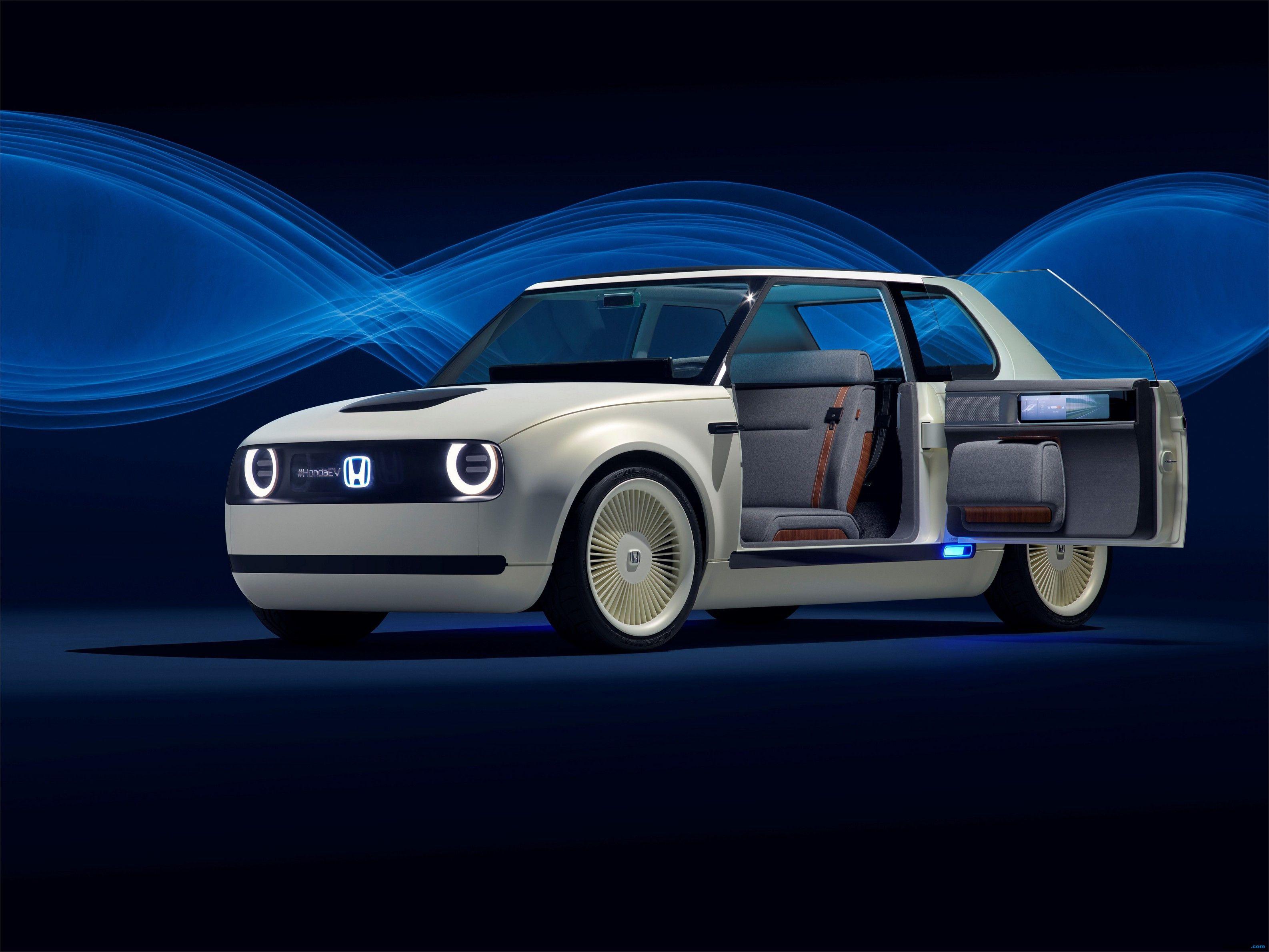 Mobil Konsep Urban EV Besutan Honda Sabet Penghargaan The Best Concept