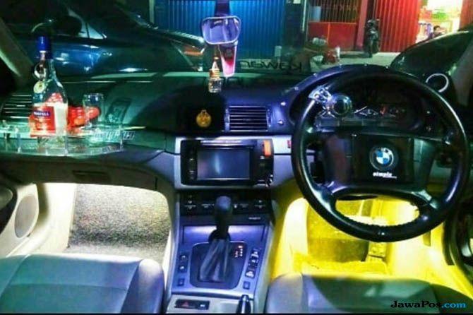 Modifikasi BMW 318i, Sosok Gahar yang Lebih Eye Catching